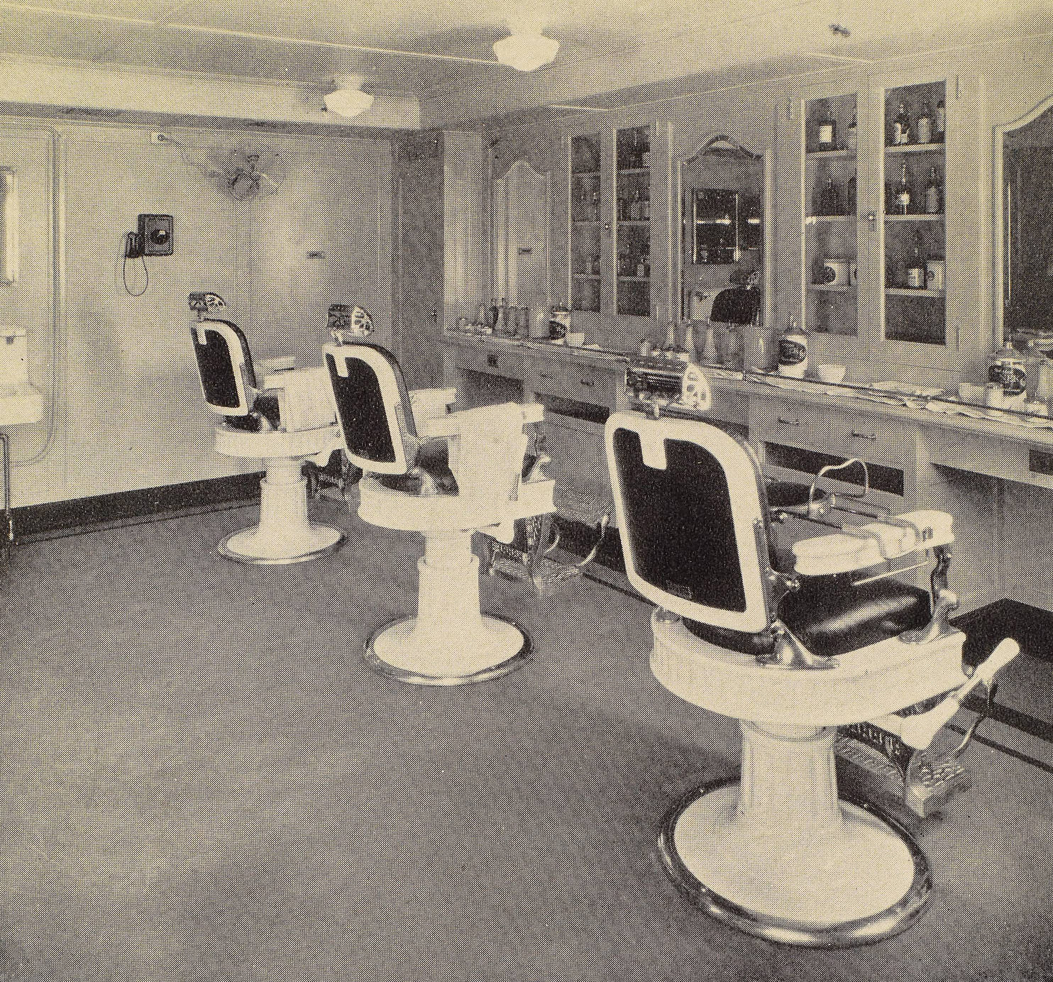 The Mens Barbershop
