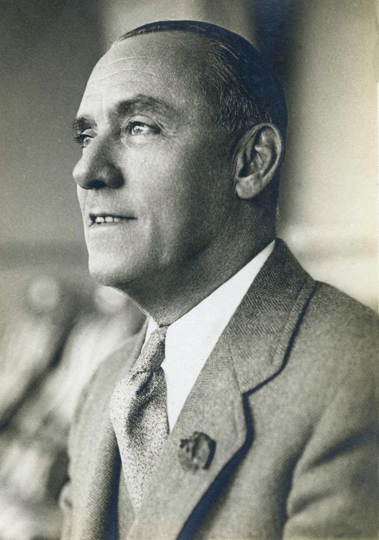 Louis Stone of A.E.