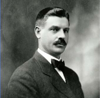 James Irvine of So. California