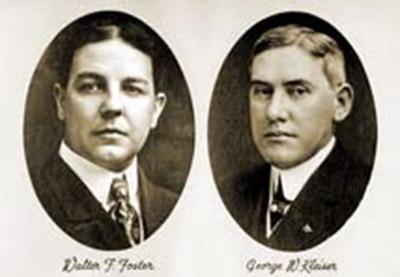 Walter Foster and George Kleiser