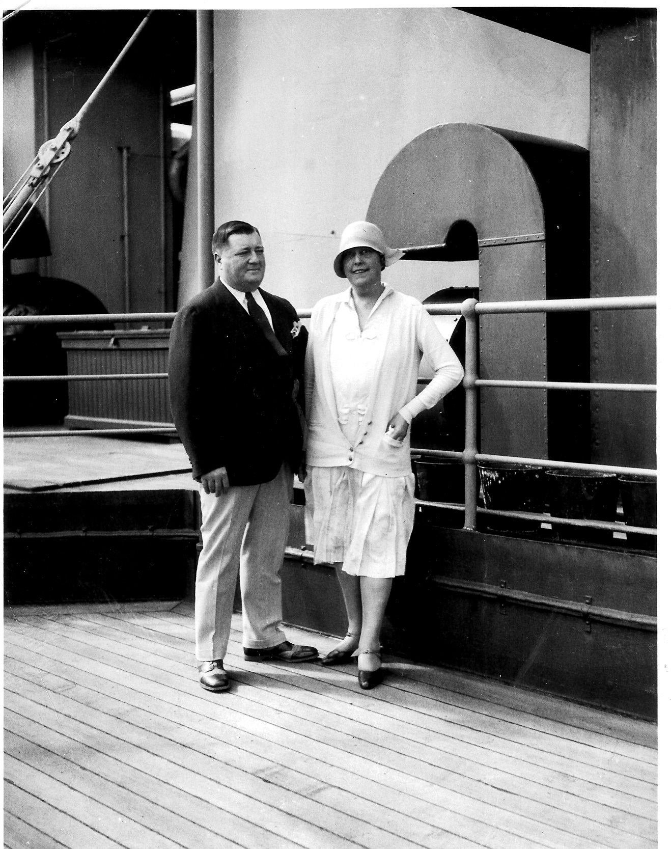 Fred and Edna Suhr