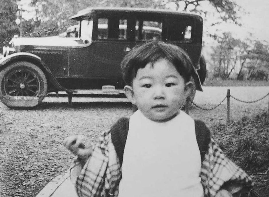 Japanese Child in Osaka