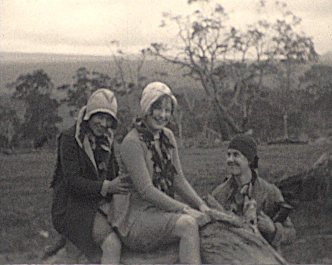 Helen Dobner, Helen & Margaret Walker