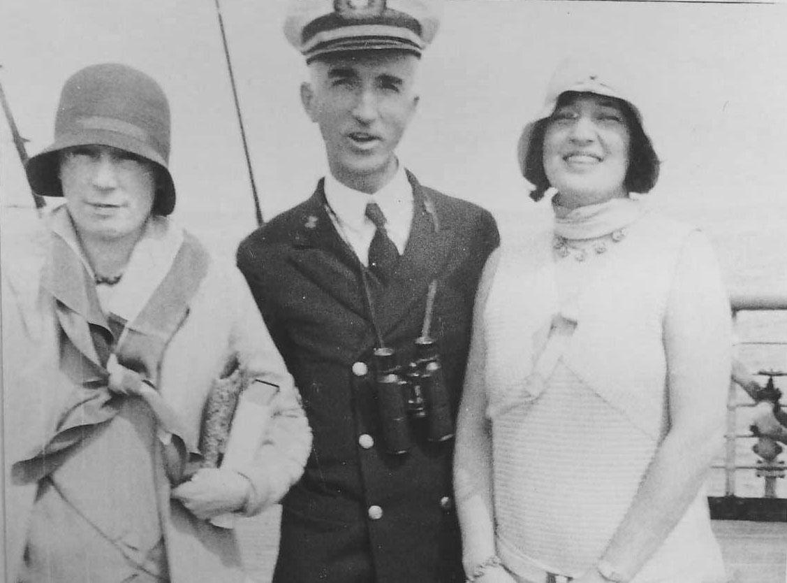 Cecilia Dobbs, Leo Stanley, Sally Sprague