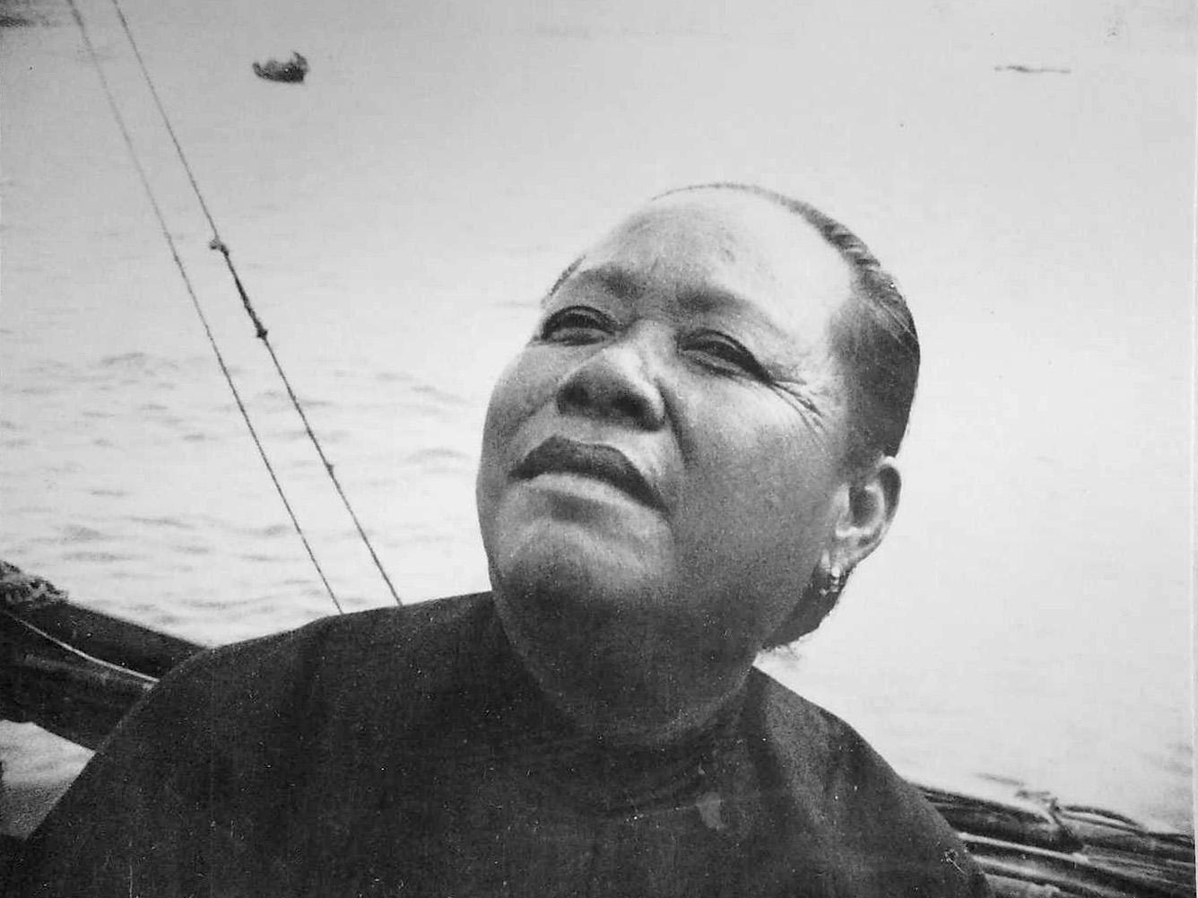 Hong Kong Boat Person