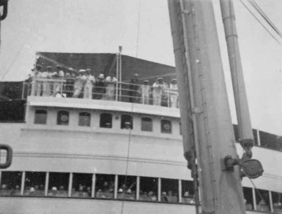 The Ship's Bridge