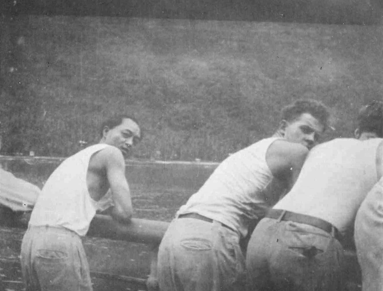 Deck Hands in Pago Pago