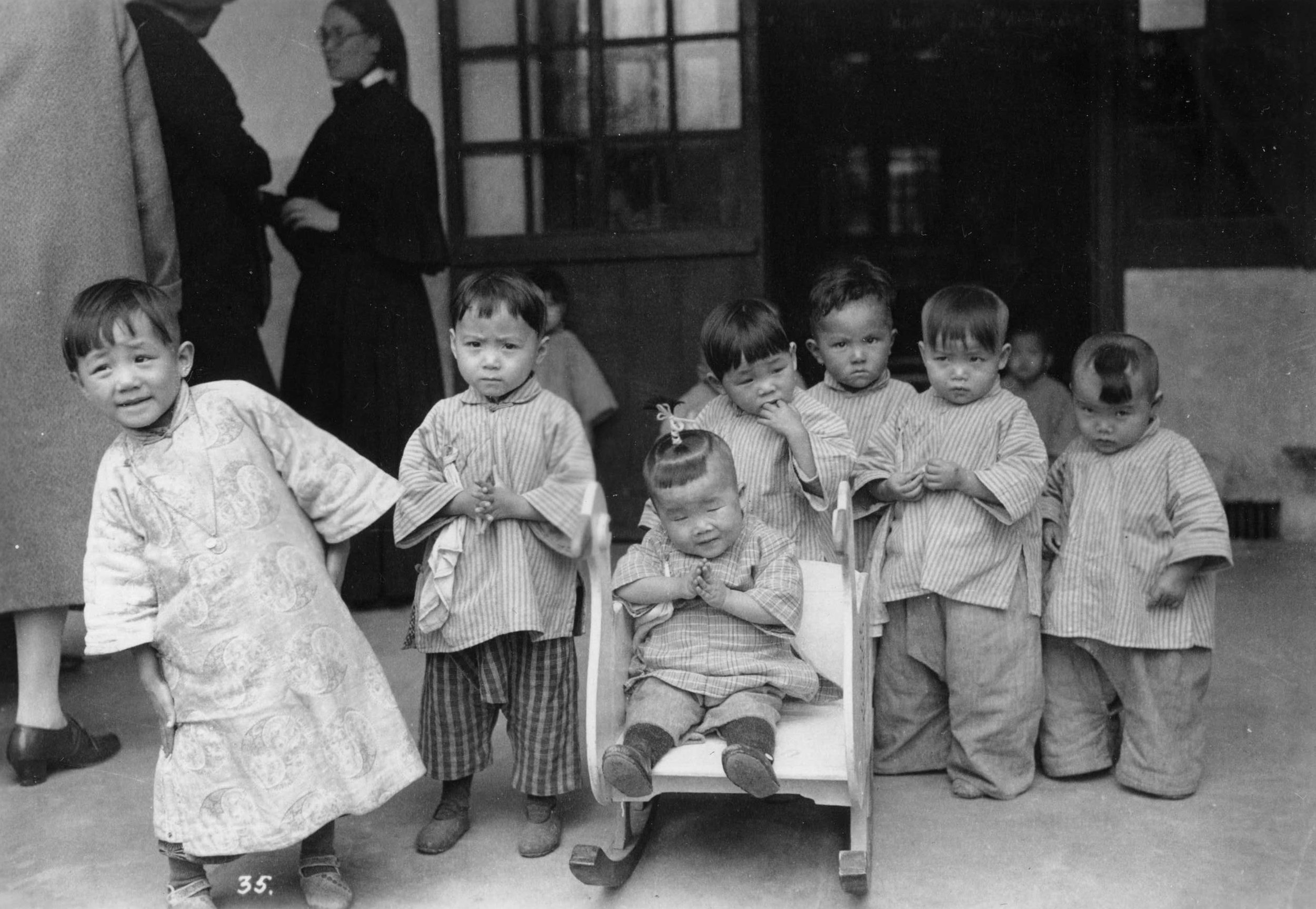 French Orphanage in China