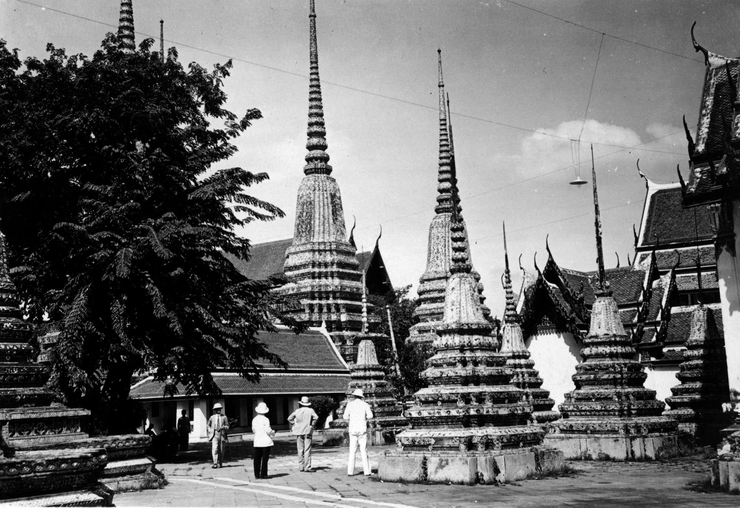 Anker Pho Wat,  Bangkok, Siam