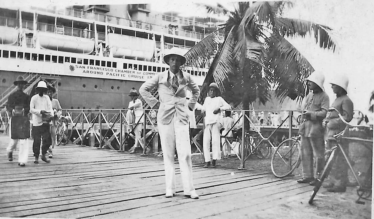 Dick Nason in Saigon