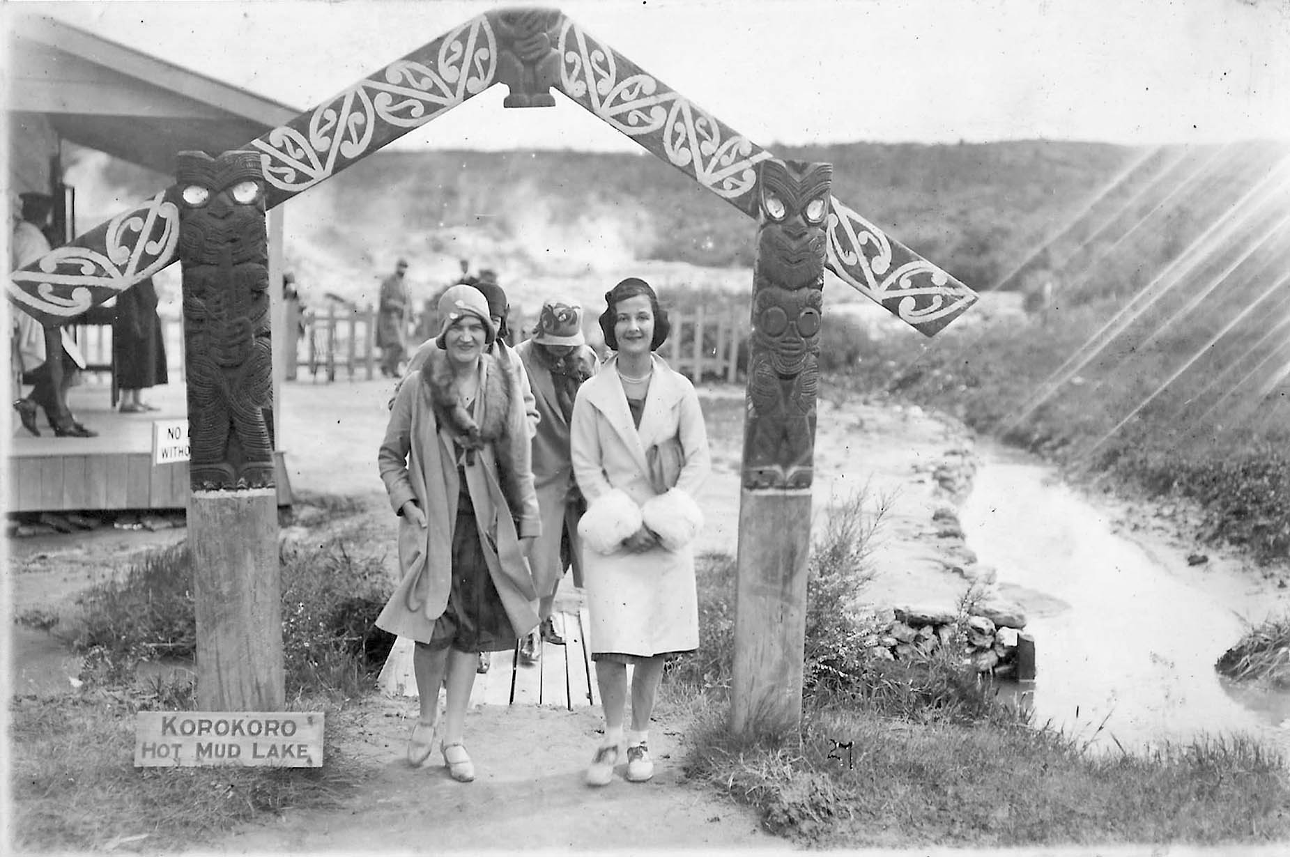 Helen Dobner and Eva Grossman