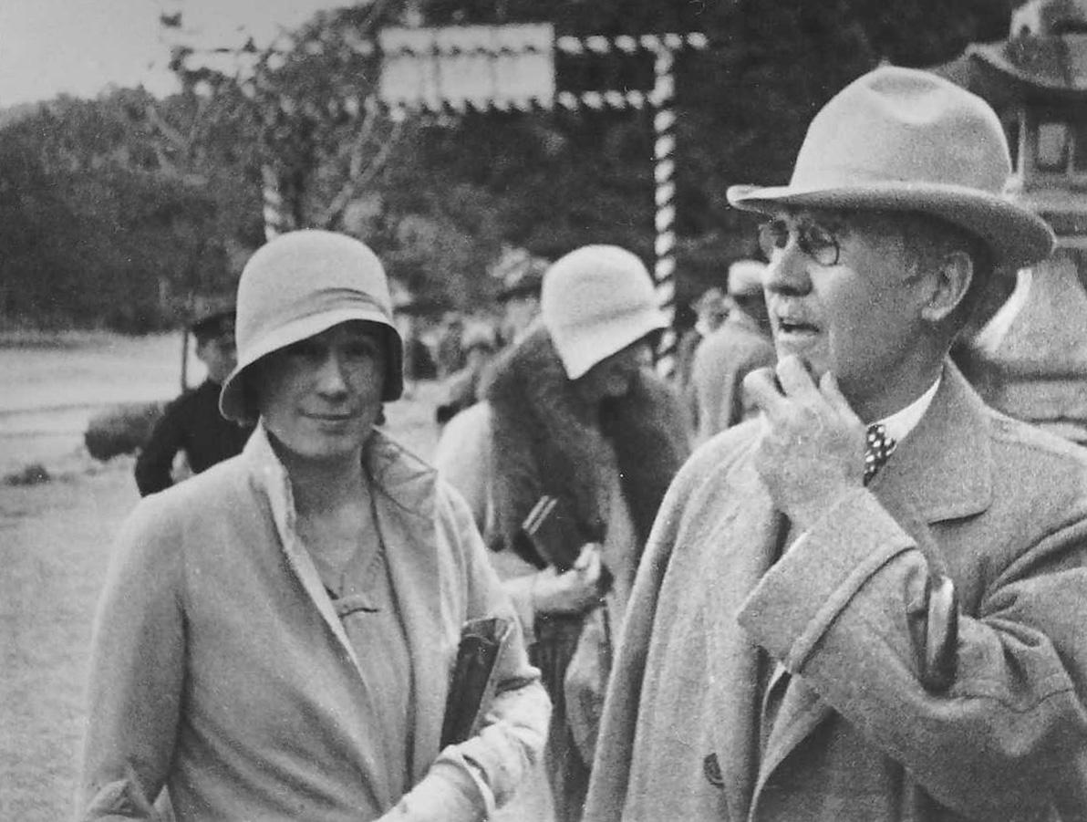 Celia Dobbs & Charles C Moore