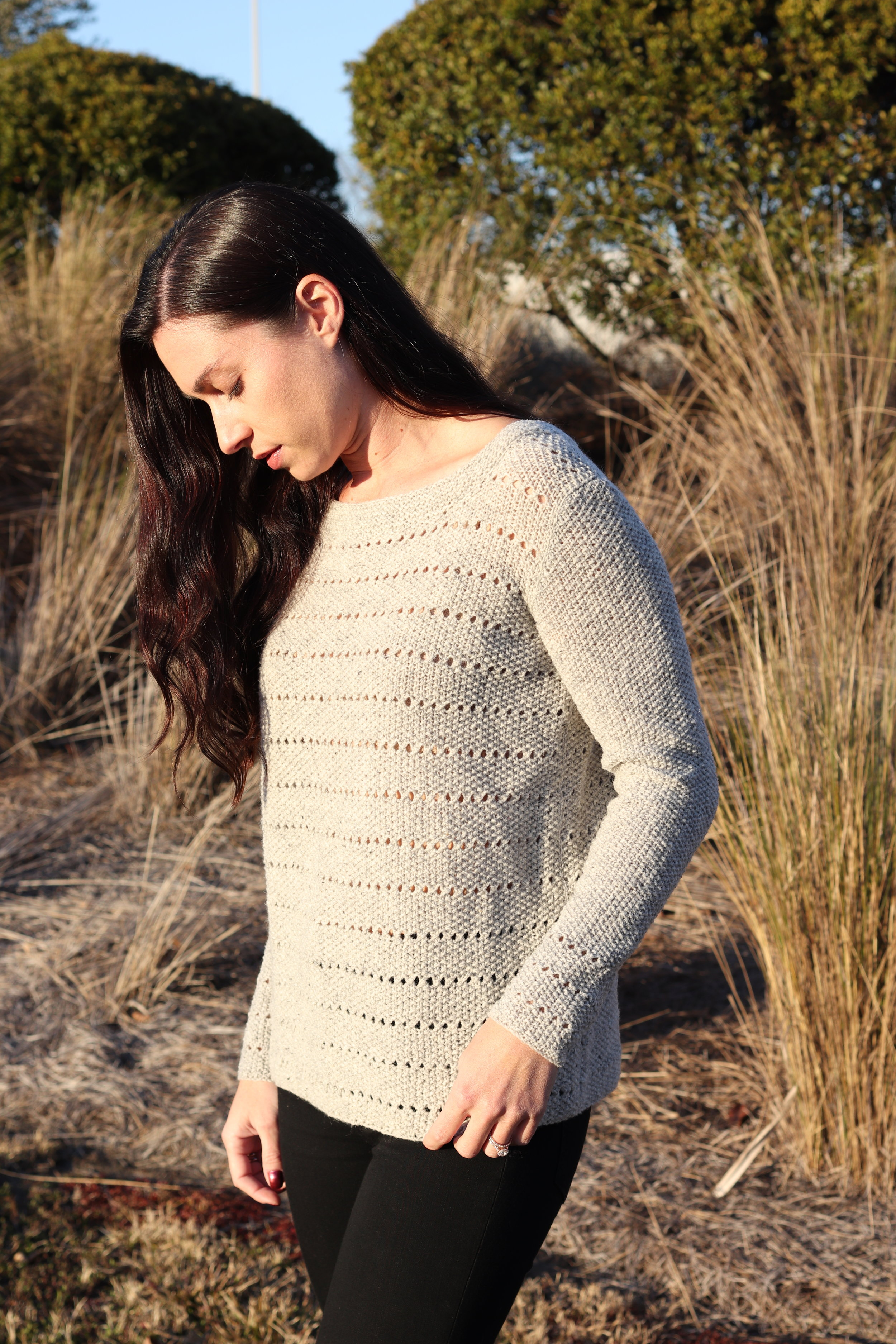 Semilla Pullover Klever Knits Designs