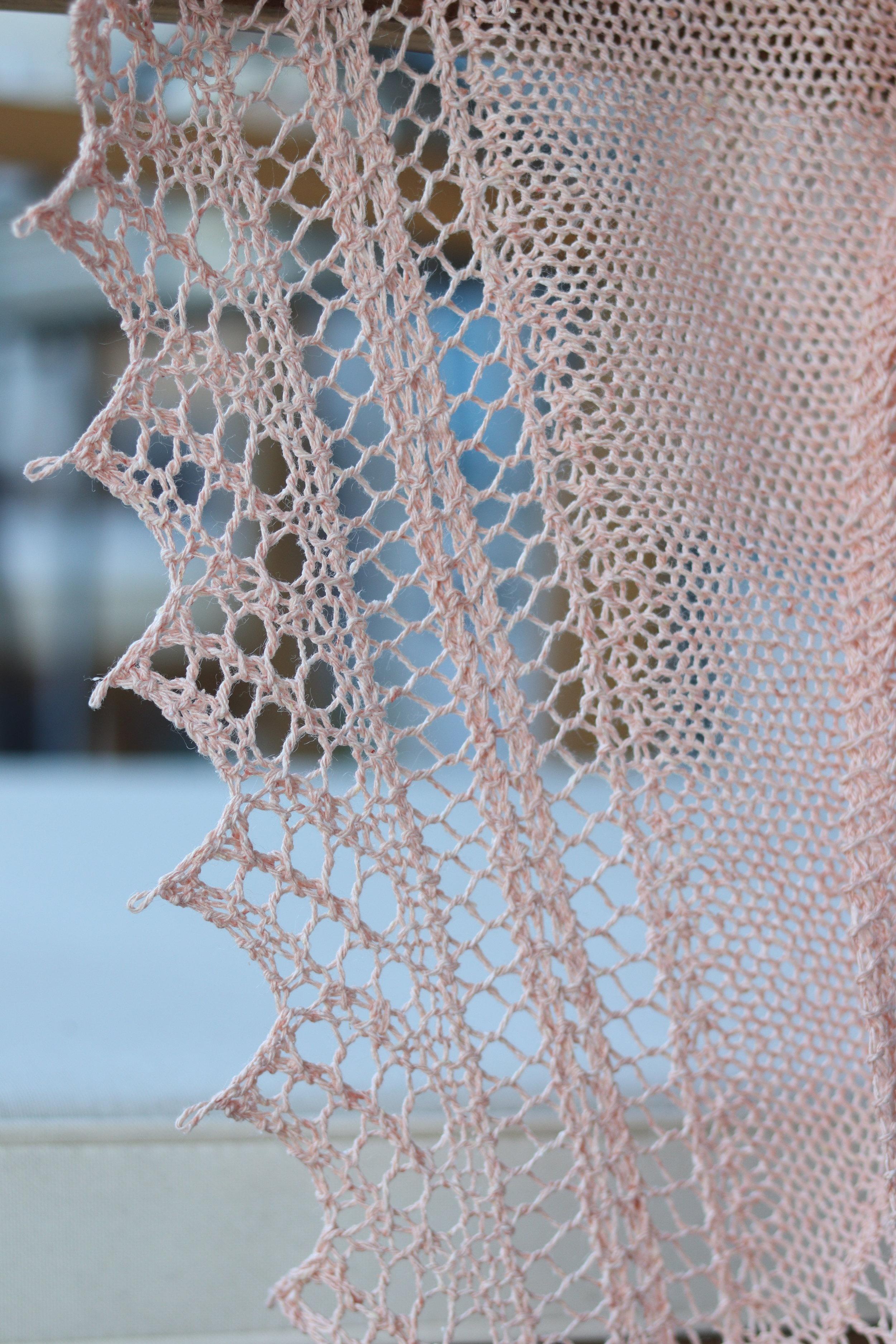 jordan shawl klever knits designs