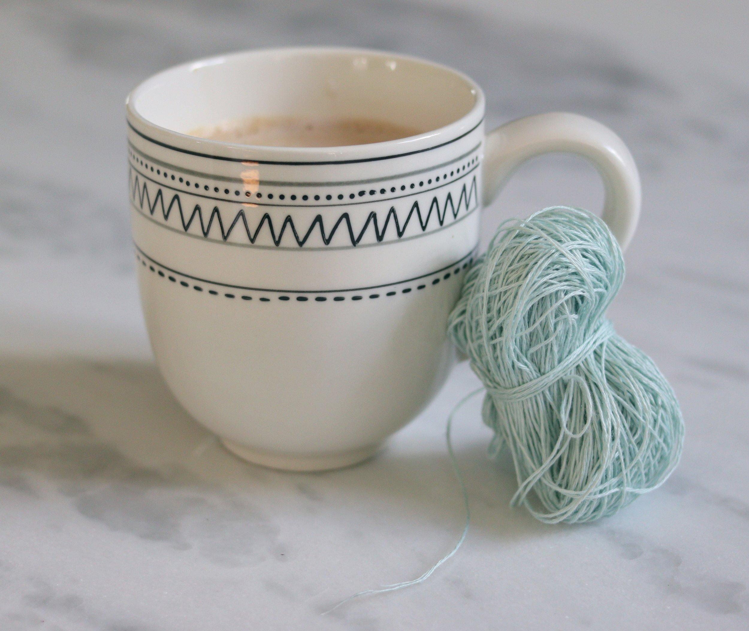 Midwinter Yarns Linen