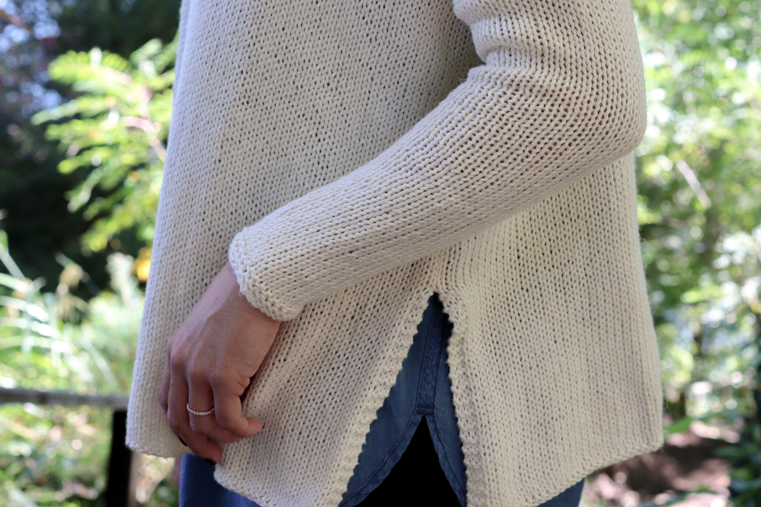Sencillo Klever Knits Designs