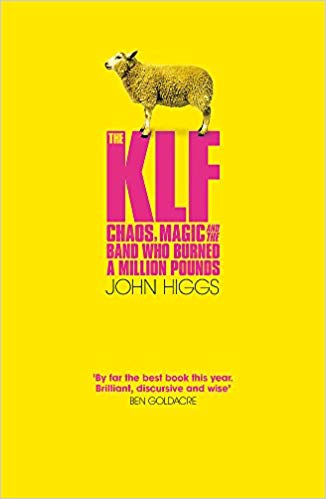 For more on the Discordians, the 23 enigma, and just a staggeringly good book, check out John Higgs' brilliant   The KLF: Chaos, Magic, and the Band who Burned a Million Pounds.