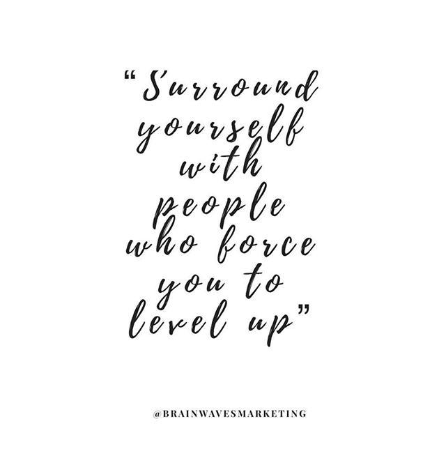 #levelup 💯💕 @brainwavesmarketing
