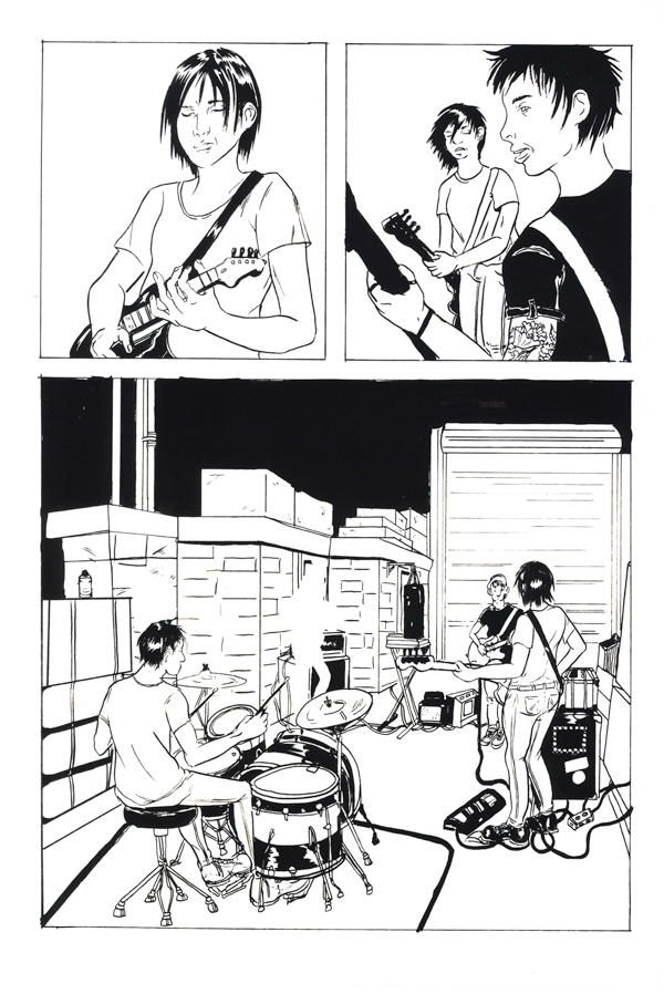 Page 3 of The Coma Kid