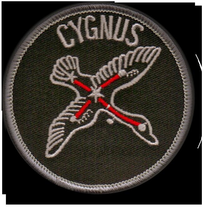 A-12 Crew Cygnus Patch