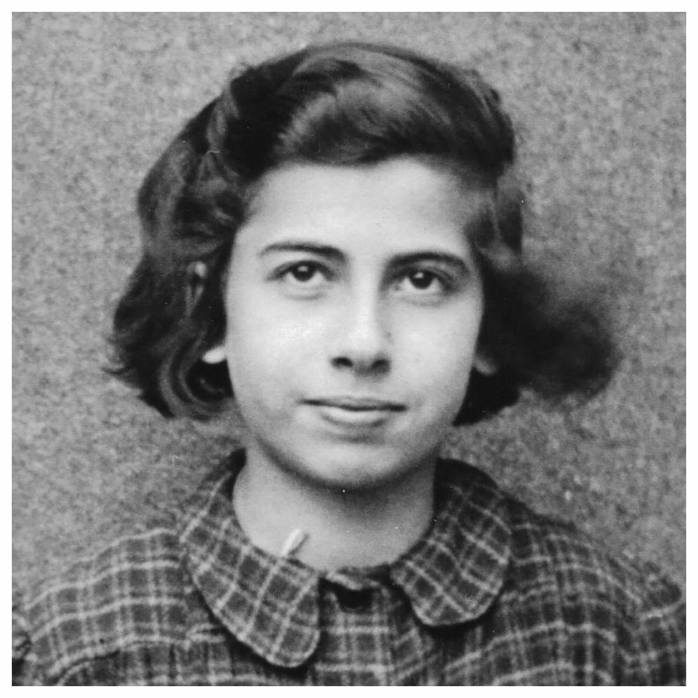 Ruth Klein - Wesembeek 1945