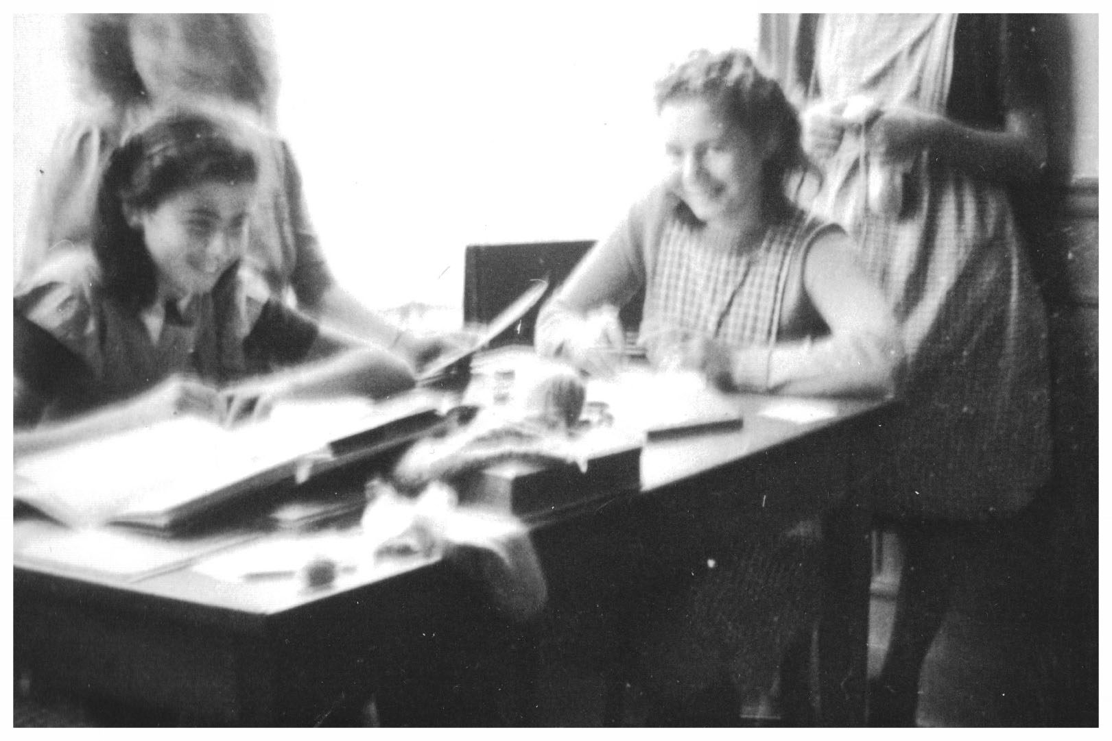 Ruth Klein - Auderghem 1946