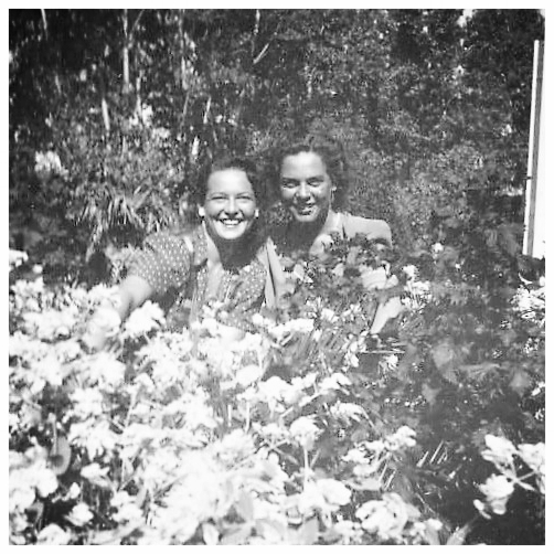 Sisters - Eva & Kathy reunited after the Holocaust