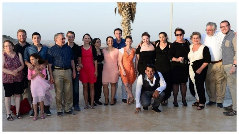 Some Grunstein descendants, Israel 2014