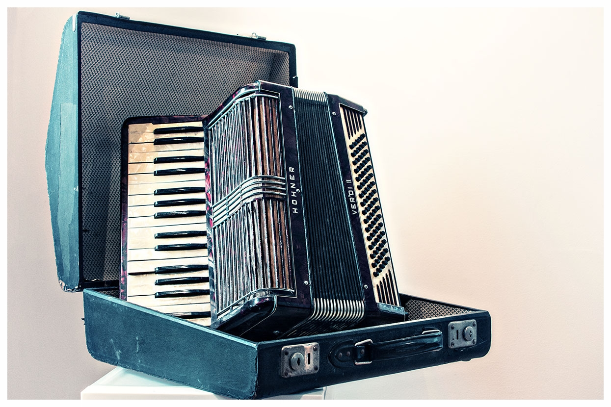 Kathy Bielik's Accordion
