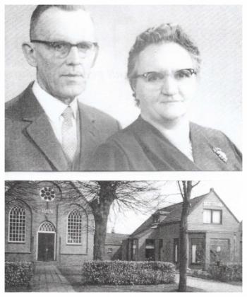 Righteous Gentiles - Pastor Frederik & Tonia Nijkamp and their church.