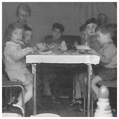Homeschool Kindergarten - 1933