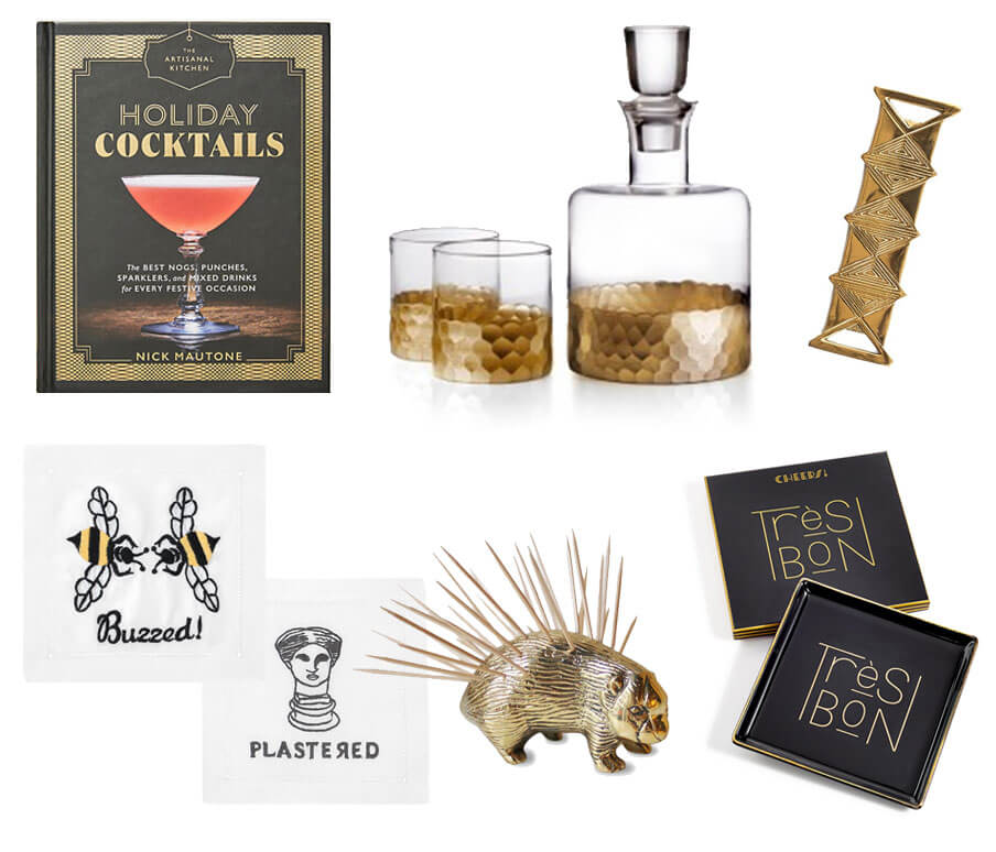 Jordan Interiors Holiday Gift Guide 2017 // The Entertainer
