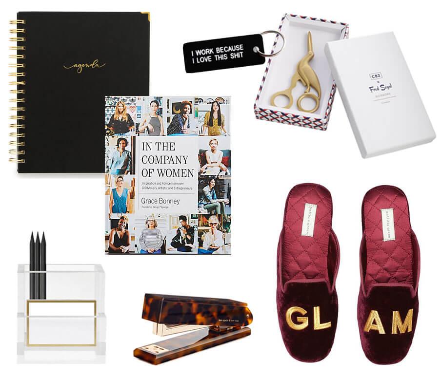 Jordan Interiors Holiday Gift Guide 2017 // The Girl Boss
