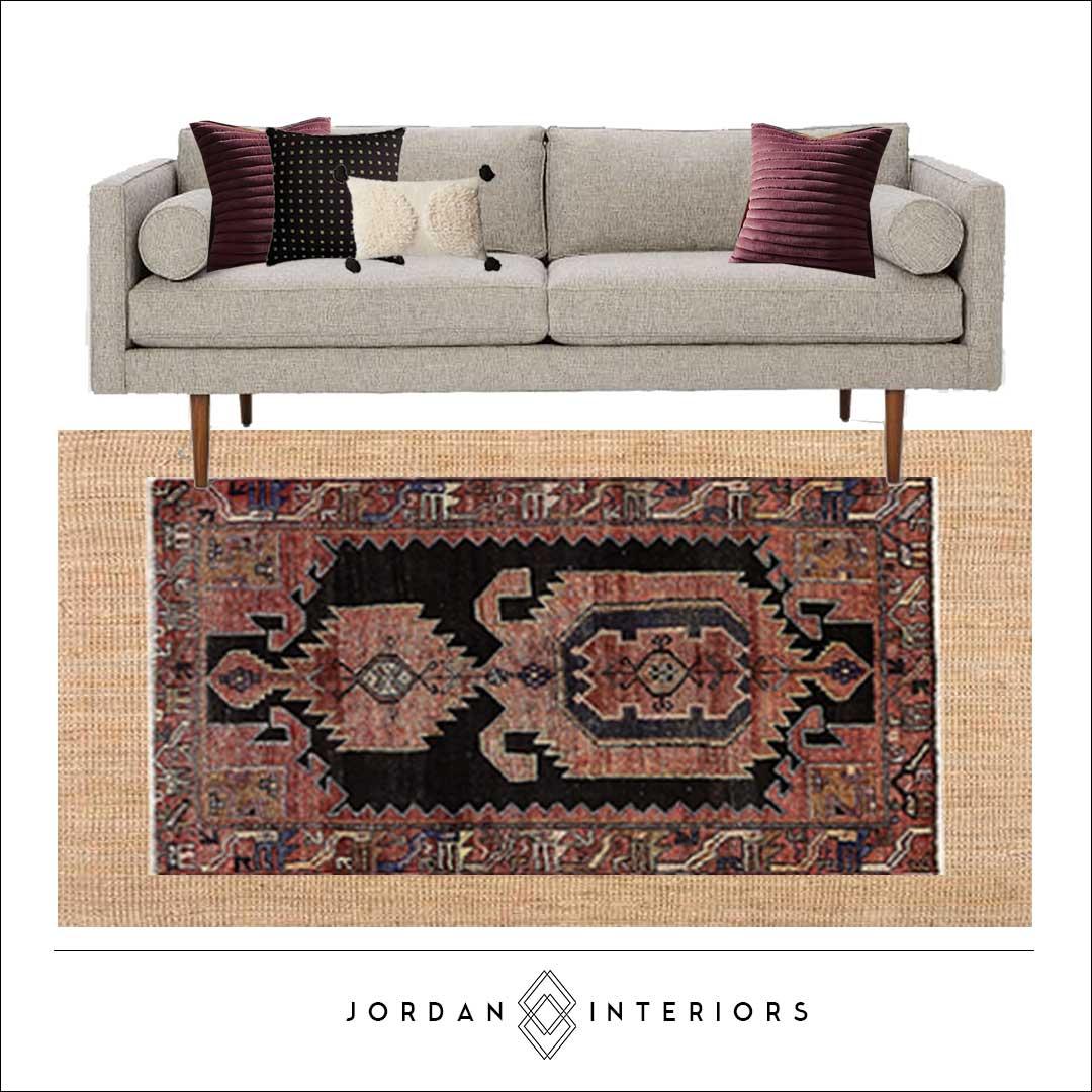 Jordan Interiors // Modern Eclectic Online Interior Design Services