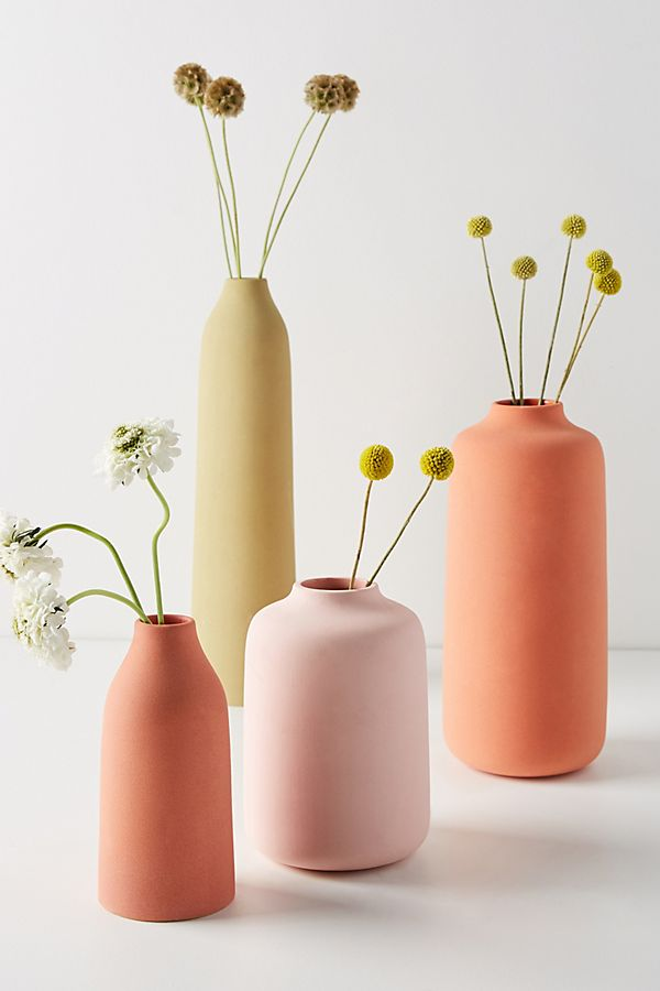 ANTHROPOLOGIE VASES