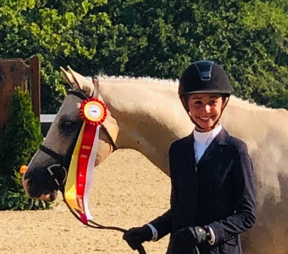 Welcome back to the ring Sterling! Congratulations on your great successes!