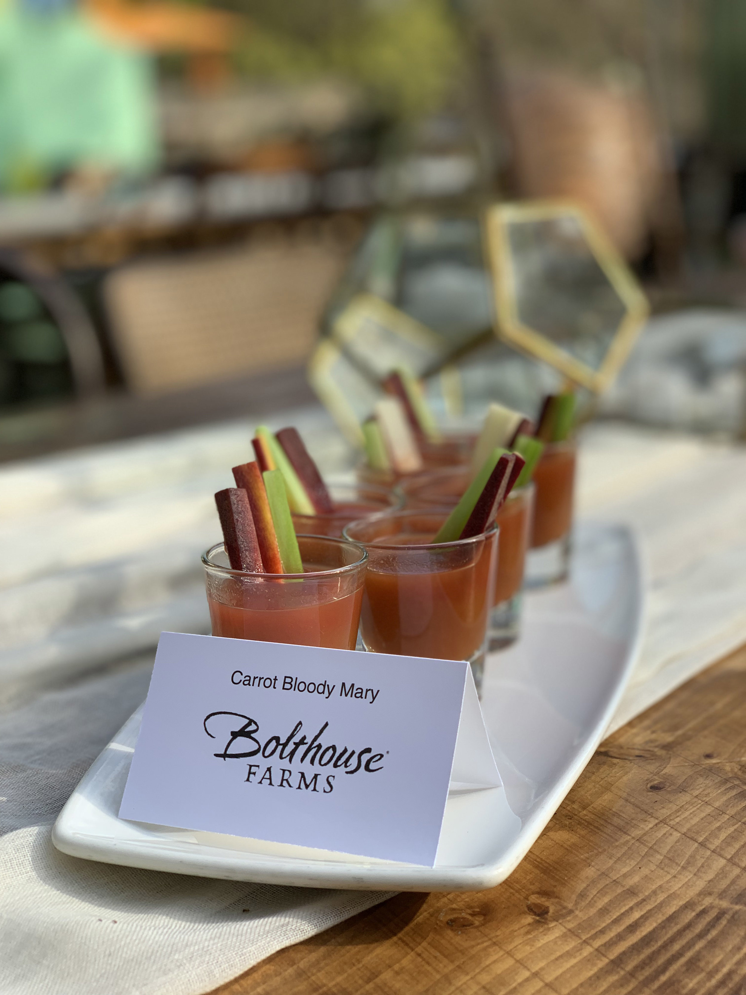 Carrot Bloody Mary
