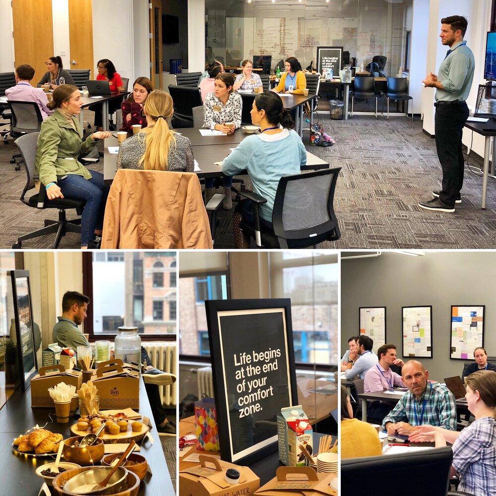 Ignite Leadership Development - Strategy Breakfast with Michael Balchan.JPG