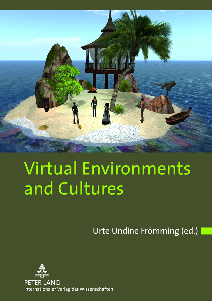 VIRTUAL ENVIRONMENTS AND CULTURES - Virtual reality is no longer an issue that we can avoid or ignore. It is an essential part of our experience, influencing cultures and individuals all over the world. This book presents a collection of ethnographic research in the virtual world of Second Life, and can be seen as an attempt to discover the challenges and limits of social anthropological research with an avatar in virtual cultures and environments. The contributions in this book demonstrate that the development of «digital codes» has meanwhile gone so far that anthropologists have started to conduct fieldwork inside digital user-generated worlds. This volume investigates the challenges facing a reality that is strongly and maybe irrevocably entangled with virtual reality. This development holds disadvantages and dangers but advantages as well - such as freedom of expressions for minority groups, social online activists, religious communities or artists. All research is based on qualitative methods, with group and single interview situations and participant observation over a period of between three and ten months.HERE
