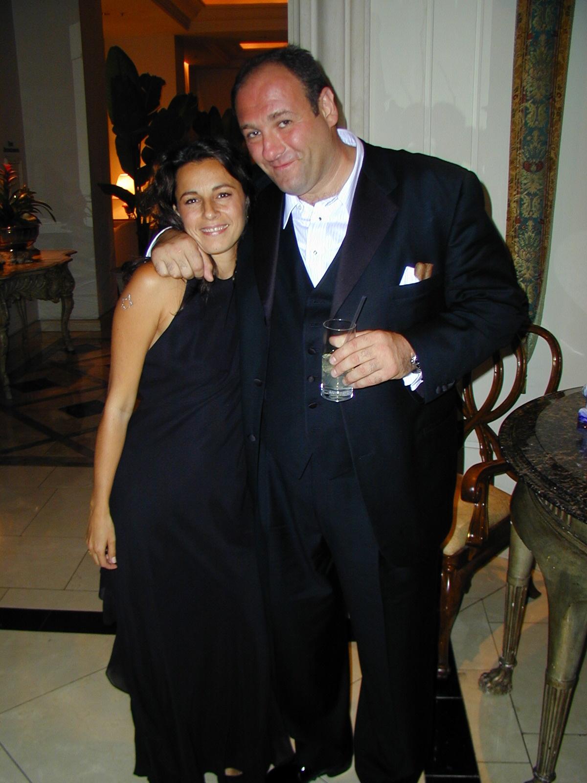 James Gandolfino Selma Fonseca.JPG