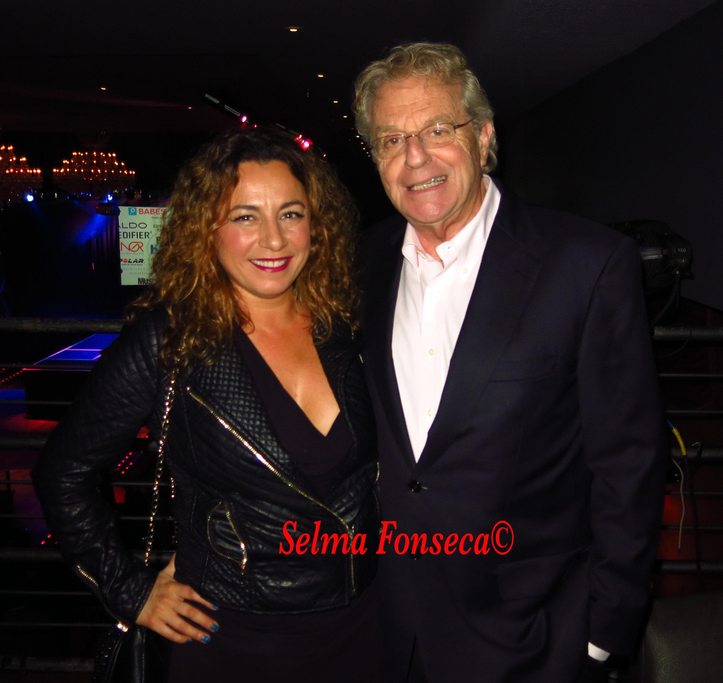 Jerry Springer Selma Fonseca.jpg