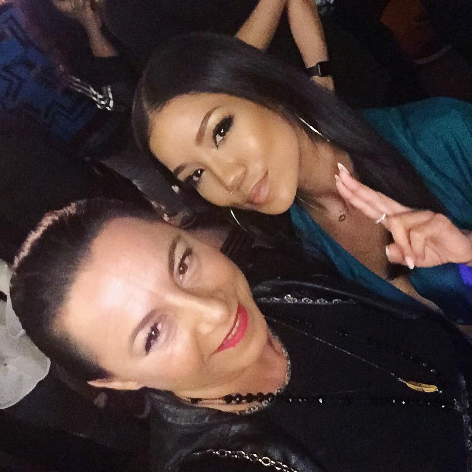 Selma Fonseca and Jhene Aiko