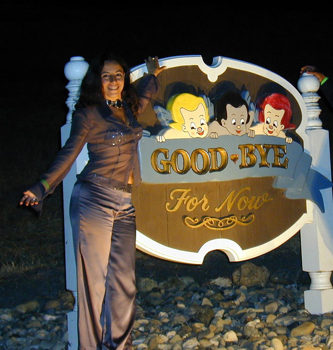 Selma Fonseca at Neverland
