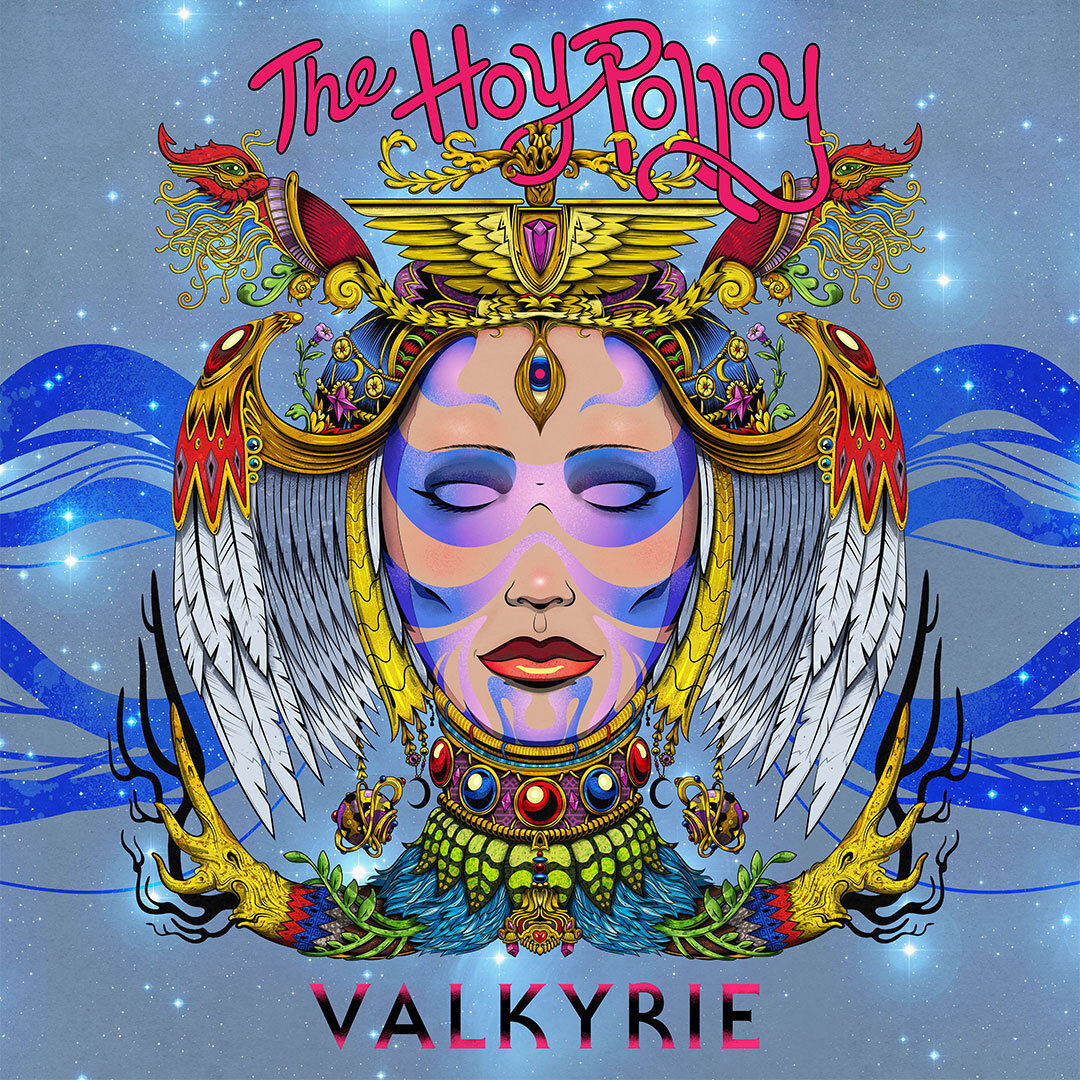 Valkyrie Album Cover