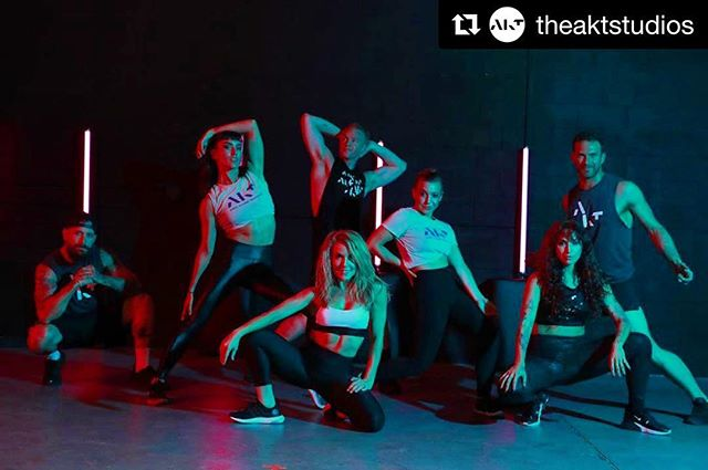 TOMORROW! . @theaktyorbalinda opens tomorrow morning! . I couldn't be more excited to be a part of this incredible team @theaktstudios! They are the kindest badasses I've ever met! . Check my stories for my weekend schedule! . . . #justgotkaisered @theannakaiser #aktinmotion #akt #annakaisertechnique #aktdance #aktbands #akttrainer