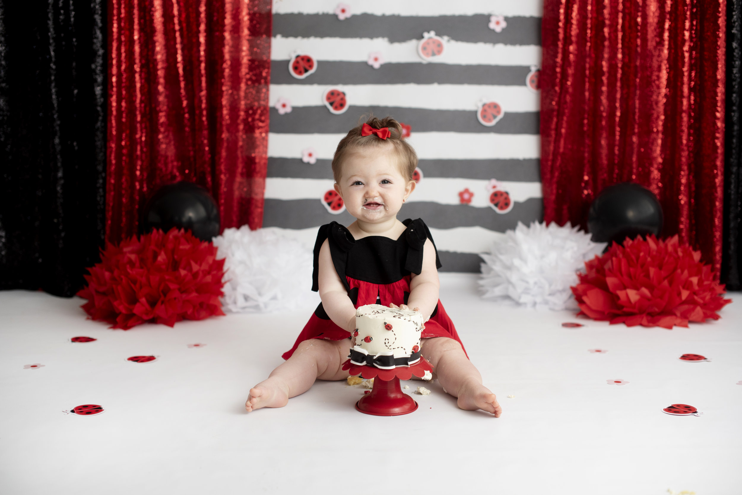 cake smash photographer in south jersey