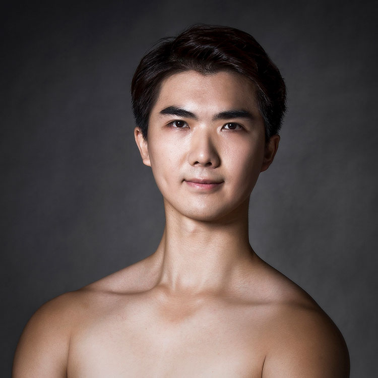 Jason Cao, Alberta Ballet Dancer