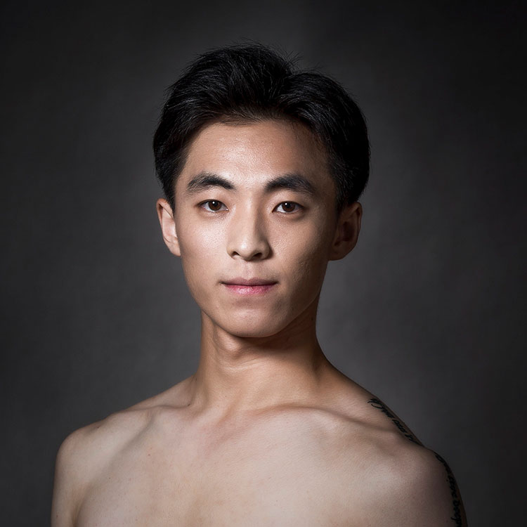 Alan Ma, Alberta Ballet Dancer