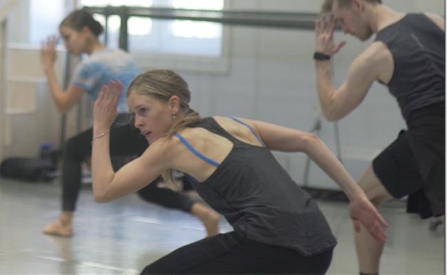 Alberta Ballet's Laura Vande Zande on Dancing to The Hip -