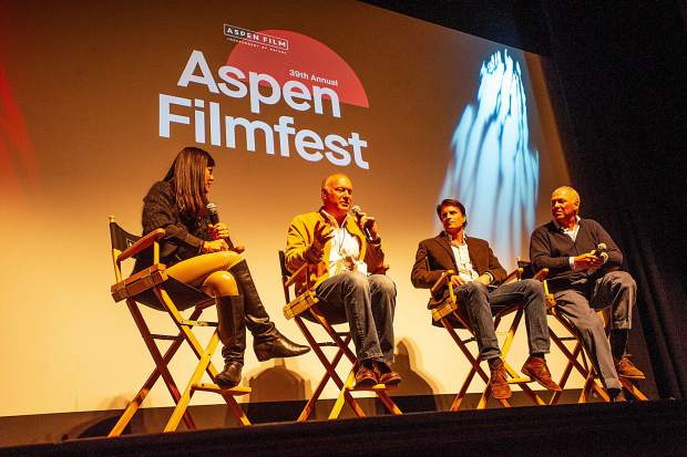 Aspen FilmFest Q&A with Aspen Film Executive Director Susan Wrubel